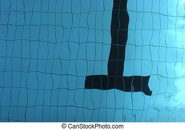 opróżniać, Pływacki, kałuża
