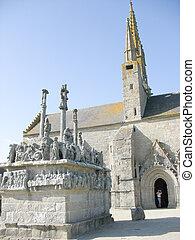 iglesia, bretaña