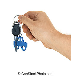 Your dream car - The key of a gift car. Your dream car.