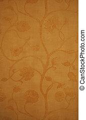 Old wallpaper background - Floral vintage wallpaper...