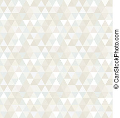 Seamless Triangle Pattern, Background, Texture Vector
