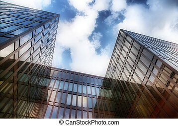 Modern Architecture - Modern architecture in the City...