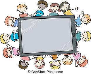Doodle Kids Tablet