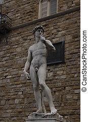 Michelangelo David - Michelangelo\'s David