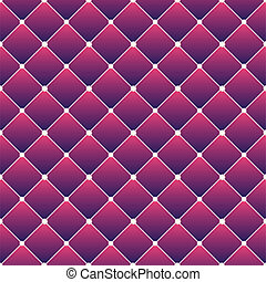 Abstract upholstery on a lilac background