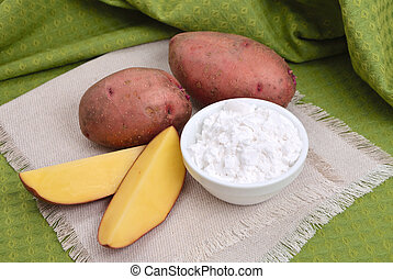 Starch potato