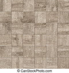 Wood Mosaic Texture Background. High.Res.
