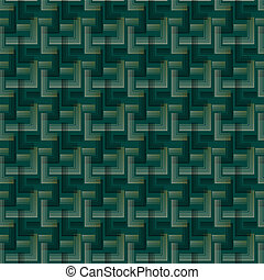 Art Deco Angles Pattern