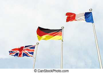European Flags - International European Country Flags...