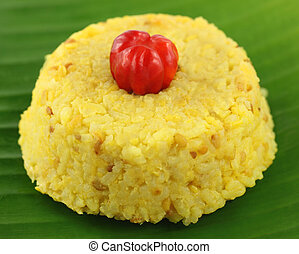 Khichuri of Bangladesh - Bengali cuisine of rice and lentils...