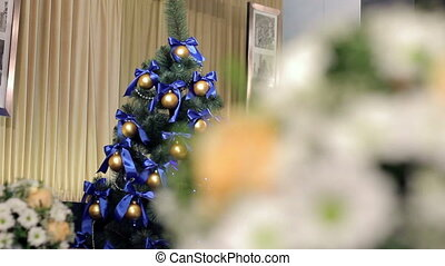 Wedding and Christmas decorations - Wedding Christmas flower...