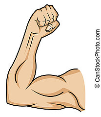muscle hand