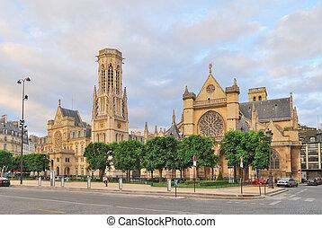 saint-germain-l'oserrua,  Paris