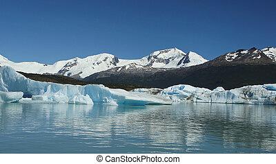 NP Los Glaciares, Argentina - National Park Los Glaciares,...