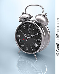 Classic Clock Roman Numerals