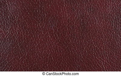 Maroon leather background  texture
