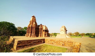 Kama Sutra Temples, India - General View of Kama Sutra...