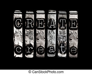 Create or invent word