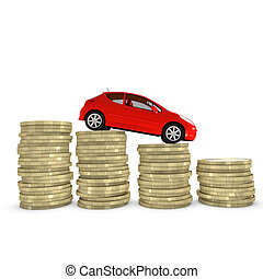 Reducing cost of purchasing and maintaining a car