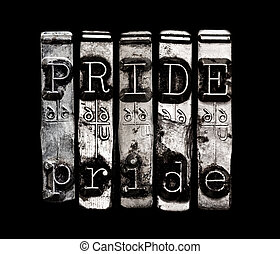 Sin of pride