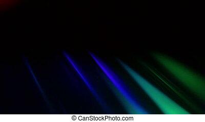 Reflected Bokeh Light 02
