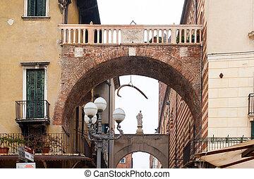 Dei Lamberti Torre, Verona, Italy