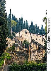 teatro di Romano, Verona, Italy.