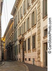 Streets of Milano, Italy