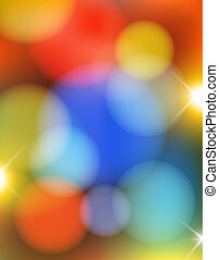 Colorful holiday abstract background. Vector illustration.