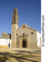 Old church in Marchena - This church located in Marchena,...