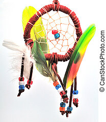 Native American dream catcher - Indian dream catcher