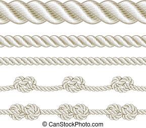 繩子, 集合