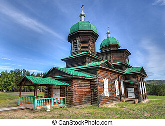 Russian Old Believer Church - A Russian Old Believer Church...