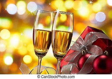 navidad, celebración
