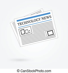 Technology News Newspaper