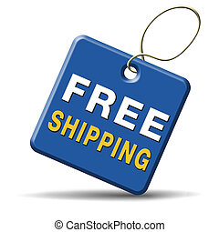 free shipping - free delivery or package shipping from...