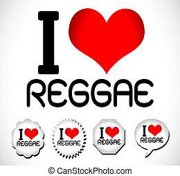 i love music idea