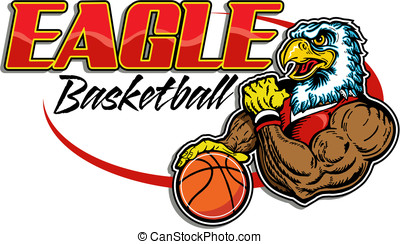 EAGLE basketball PLAYER design