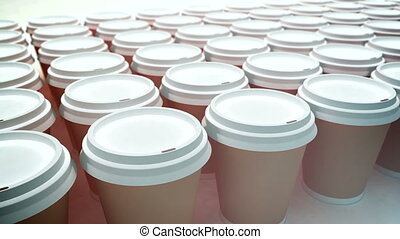 Paper coffee cups Loopable