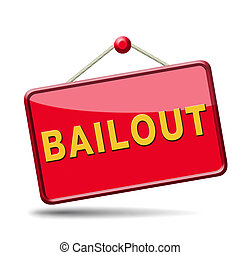 bailout or bankruptcy economic crisis and financial...
