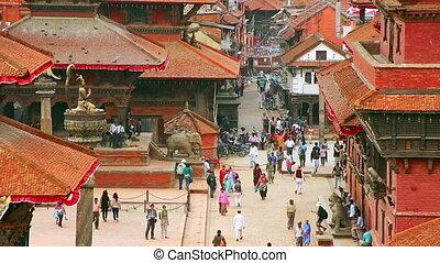 Patan Durbar Square, Kathmandu, Nepal