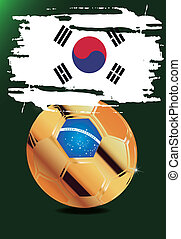 WM Brazil 2014 world Korea - Soccer WM Brazil 2014 world...