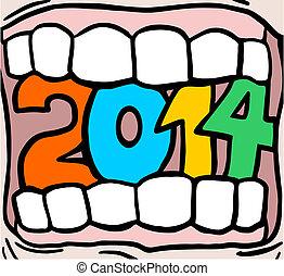 Color 2014 - Creative design of color 2014