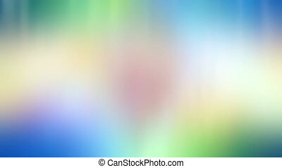 Soft Flowing Colors Looping Animated Background