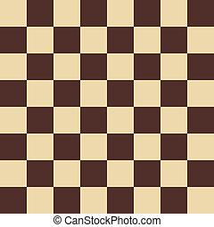 tablero de ajedrez, Plano de fondo