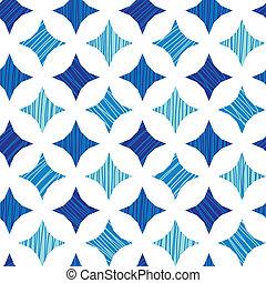 藍色, 大理石, 瓦片, seamless, 圖案, 背景