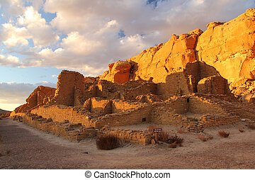 Kin Kletso, Chaco Culture National Historical Park, New...