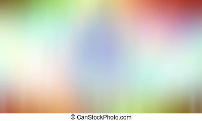 Soft Flowing Colors Two Looping Animated Background