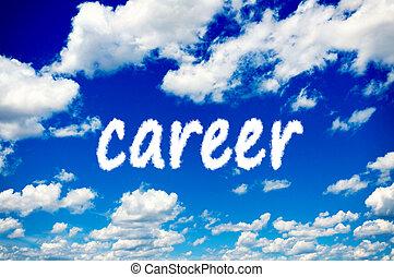Career clouds