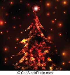 most beautiful christmas trees - the living christmas tree...